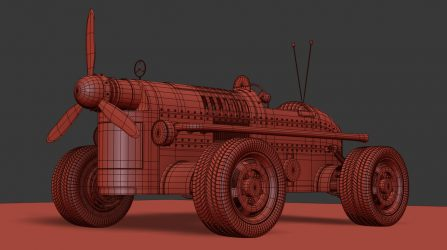 MODELING 3DS MAX - NESA ICAD